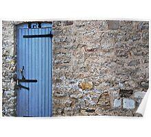 Blue Door #2 Poster