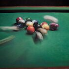 Pool still life by HermesGC