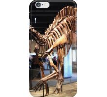 Funky Parasaurolophus iPhone Case/Skin