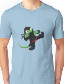 Kido the Ninja Chameleon Unisex T-Shirt