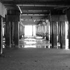 Under the Boardwalk by Chuck Chisler