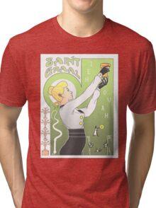 Le Saint Graal Tri-blend T-Shirt