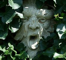 the green man by Hope A. Burger