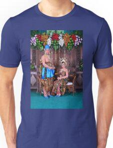 wedding 3 Unisex T-Shirt