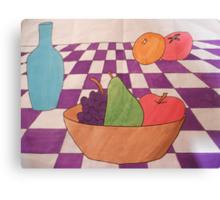 Frutti Tutti Canvas Print