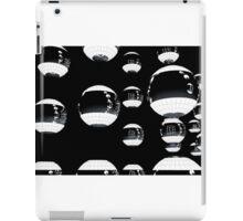 Lanterns reflection iPad Case/Skin