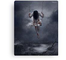 The Dead Girl Epilogue part II Canvas Print