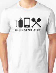 Rebel Starter Kit  Unisex T-Shirt