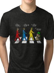 Love is all we need Tri-blend T-Shirt