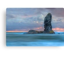 Second Beach Sunset (La Push, Washington) Canvas Print