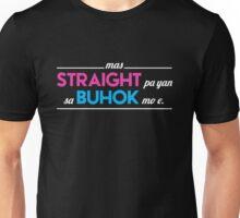 Mas Straight  Unisex T-Shirt