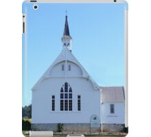 Geeveston Community Church, Tasmania iPad Case/Skin