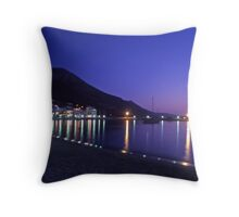 Amorgos, Greece. Throw Pillow