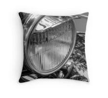 Headlight Bling Throw Pillow