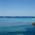 Nisporto, Elba by Mark Howells-Mead