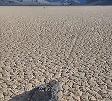 Racetrack Playa (Death Valley, California) by Brendon Perkins