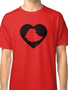I Heart Ethiopia (Black) Classic T-Shirt