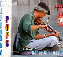 HAPPY BIRTHDAY POPS by Photography by TJ Baccari