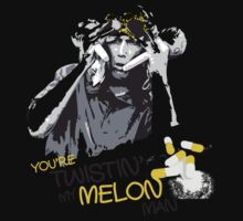 Bez 'Twistin' my melon' Baby Tee