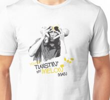 Bez 'Twistin' my melon' Unisex T-Shirt