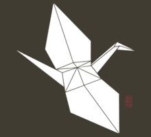 Origami Crane by 73553
