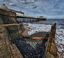 Cromer Pier by Paul Ward