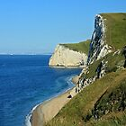 Jurassic Coast by Mark Hughes