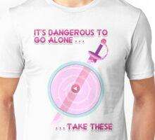 Steven Universe: It's Dangerous To Go Alone Unisex T-Shirt