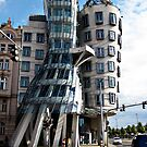 Dancing House by Bobbie Bonebrake