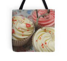 Pretty pink cupcakes Tote Bag