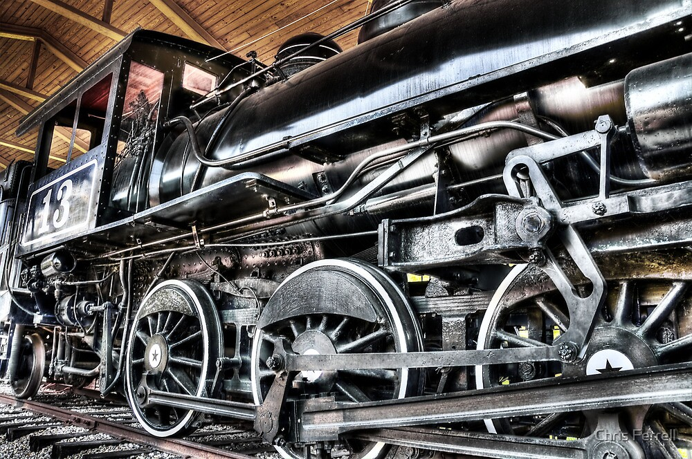 Steam Engine 13 by Chris Ferrell