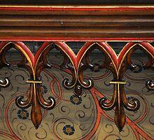 Inside the Town Hall of Erfurt V by vbk70