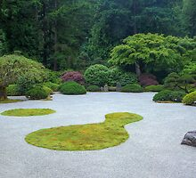 Japenese Gardens (Portland, Oregon) by Brendon Perkins