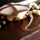 Truffle cake 1 by Tracy Friesen