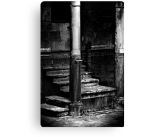 Echoes of Footsteps a Thousand Years Old Canvas Print