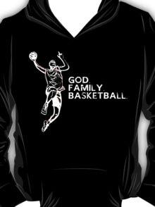 GOD FAMILY BASKETBALL T-Shirt