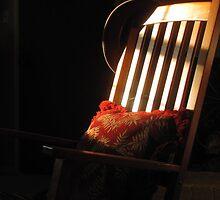 """""""Rockin' Chair By Fireplace"""" by dfrahm"""