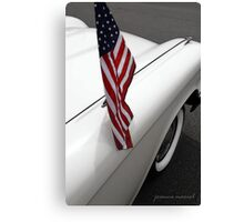 Classic Car 196 Canvas Print