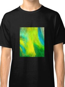 Neon Northern Lights  Classic T-Shirt