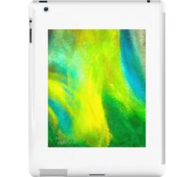Neon Northern Lights  iPad Case/Skin