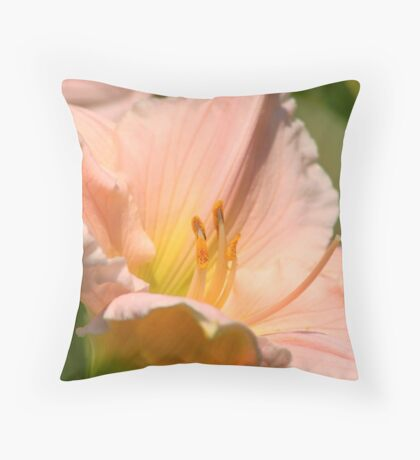 My Favorite Color !! Throw Pillow