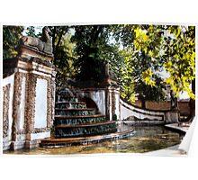 Villa Arese Borromeo - The Garden Poster