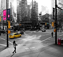 The Colors of Burrard and Hastings by Rae Tucker