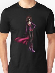 Madame Macabre Design T-Shirt