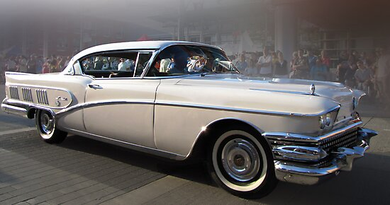 Buick V8 Limited Edition - dedicated to my dear friend Ron (Sundawg) by jules572