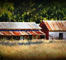 Shearers Quarters by myraj