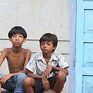 Temple Orphans by byronbackyard