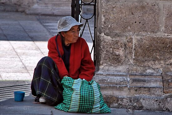 Gente de San Augustin #3 by Alessandro Pinto