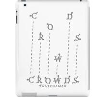 Gatchaman Crowds Insight iPad Case/Skin