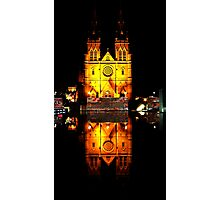 Reflecting Cathedral  Photographic Print